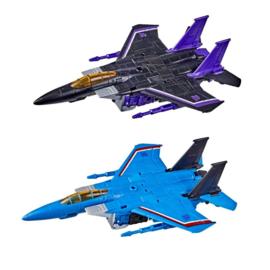 Transformers Earthrise WFC-E29 Thundercracker & Skywarp [2-pack] - Pre order