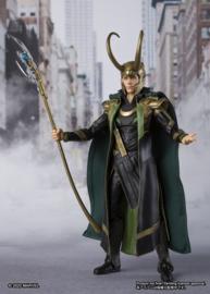 The Avengers S.H. Figuarts Loki - Pre order