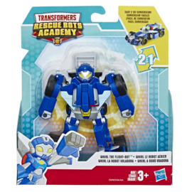 Transformers Rescue Bots Academy F1 Whirl