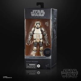 Star Wars The Mandalorian Black Series Carbonized AF 2021 Scout Trooper - Pre order