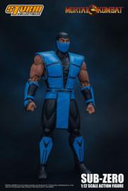 Mortal Kombat Action Figure 1/12 Sub-Zero