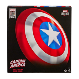 Marvel Legends Premium Role-Play Shield Captain America´s Shield 80th Anniversary