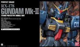 1/60 PG Gundam RX-178 MK II Titans Black