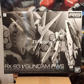 P-Bandai: 1/144 RG Nu Gundam HWS