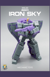 Mechfanstoys MS-20 Iron Sky - Pre order