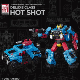 Hasbro GS Hot Shot