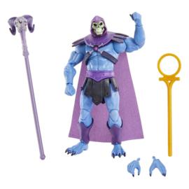 Masters of the Universe: Revelation Masterverse Skeletor - Pre order