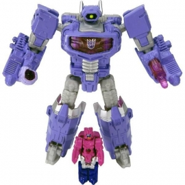Takara Legends LG-24 Shockwave & Cancer