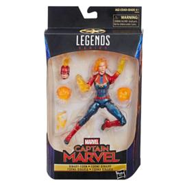 Marvel Legends Captain Marvel [Binary Form] - Pre order