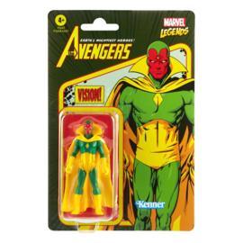 Marvel Legends Recollect Retro Vision