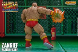 Ultra Street Fighter II: The Final Challengers AF 1/12 Zangief - Pre order