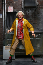 NECA Back to the Future 2 AF Ultimate Doc Brown - Pre order