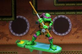 Neca TMNT - Turtles in Time Series 1 - Donatello - Pre order
