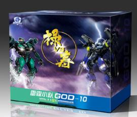 TF Dream Factory GOD-10  [Topspin & Roadbuster]