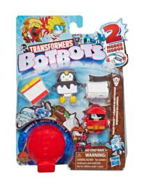 Hasbro BotBots Mini Figures 5-Packs Toilet Troop SET B