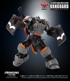 Archecore ARC-03 Ursus Guard Arche-Soldier Vanguard - Pre order 