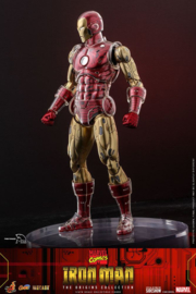 Hot Toys Marvel The Origins Collection CMAF 1/6 Iron Man - Pre order