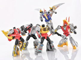DX9 Dinosaur Set of 5 Gift Box  - Pre order
