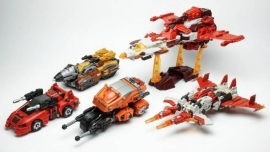 Warbotron WB03 Computron Set of 5