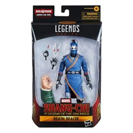 Marvel Legends AF Death Dealer [BAF Mr. Hyde] - Pre order