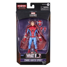 Marvel Legends What If? Zombie Hunter Spidey - Pre order