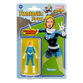 Marvel Legends Recollect Retro The Invisible Woman (Fantastic Four)
