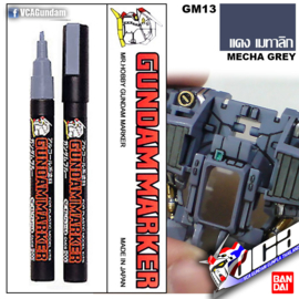 Gundam Marker GM-13 Mecha Grey Marker