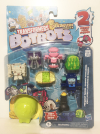 Hasbro BotBots  8-Packs Frequent Flyers B