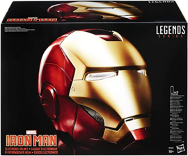 Marvel Legends Avengers Iron Man Electronic Helmet (Full-Scale Size) - Pre order