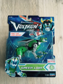 Playmates Voltron Basic Action Figure - Green Lion