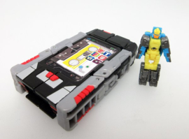 Takara Legends LG-28 Rewind & Highbeat