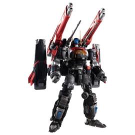 Takara Diaclone Reboot DA-48 Cosmo Battles 02 Red Lightning set