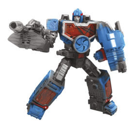 Hasbro Transformers Netflix Series Scrapface