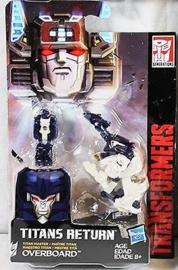 Titans Return Titan Masters Overboard
