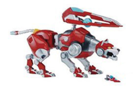 Playmates Voltron Intelli-Tronic Red Lion