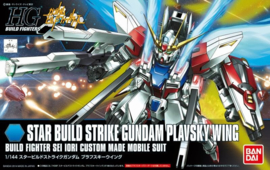 1/144 HGBF GAT-X105B/ST Star Build Strike Gundam Plavsky Wing