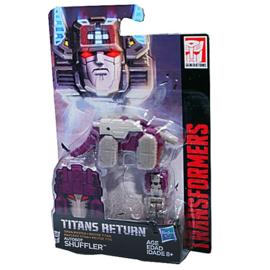 Titans Return Titan Masters Shuffler