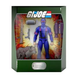 Super7 G.I. Joe Ultimates AF Snake Eyes [Real American Hero] - Pre order