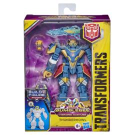 Hasbro Cyberverse Deluxe Thunderhowl