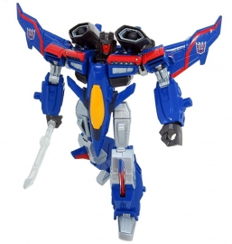 Takara Legends LG-18 Armada Starscream Super Mode