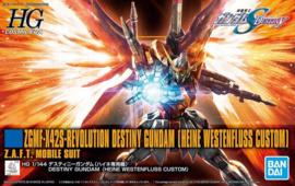 1/144 HGCA ZGFM-X42S Revolution Destiny Gundam [Hein Westenfluss Custom]
