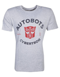 Difuzed Transformers T-Shirt Autobots