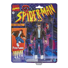 Marvel Legends Spider-Man Retro Series Peter Parker