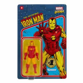 Marvel Legends Recollect Retro Iron Man