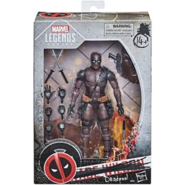 Marvel Legends Premium Burnt Deadpool