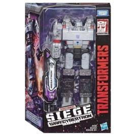 Hasbro WFC Siege Voyager Megatron