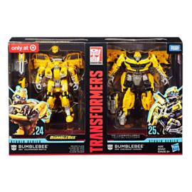 Hasbro Studio Series SS-24&25 Bumblebee