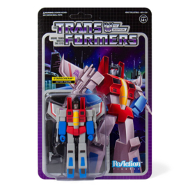 Super7 Transformers ReAction Starscream