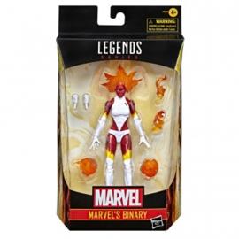 Marvel Legends Marvel's Binary - Pre order
