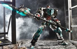NBK K-SR01 King of The Sniper Gun Prime (Limited Green colour) - Pre order